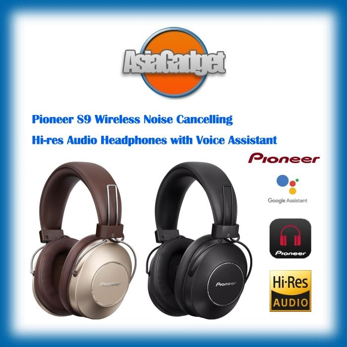 4db5b328a27 Pioneer S9 Over-Ear Wireless Noise C (end 4/26/2020 1:25 PM)