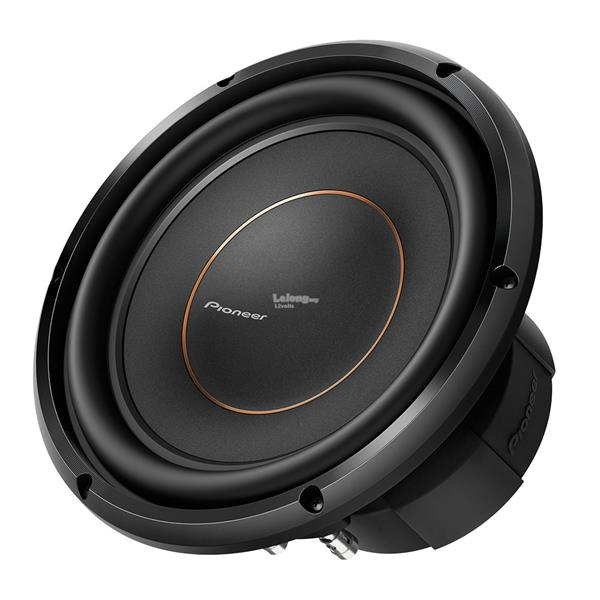 Pioneer TS-D10D4 10' (25cm) D Series DVC Subwoofer 500W at 4 ohms