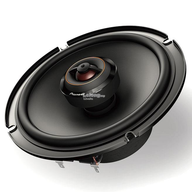 "Pioneer TS-D65F 6.5"" (16.5cm) D Series 2-way Coaxial Car Speakers for"