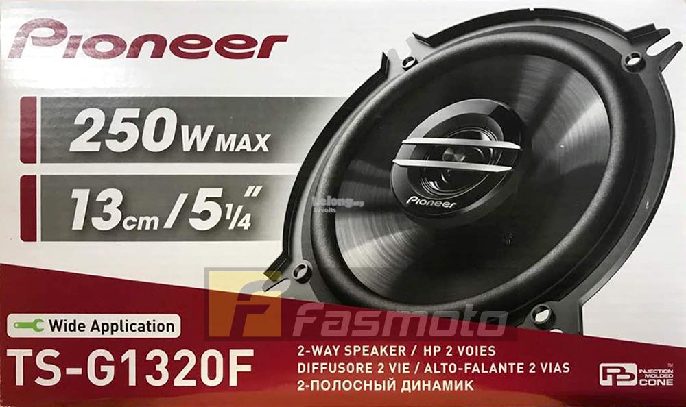 Pioneer TS-G1320F 5-1 4  (13cm) 2-w (end 11 21 2019 6 15 PM) f158c61d3fdd
