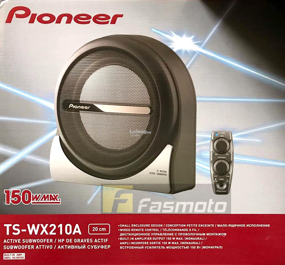 pioneer ts wx210a space saving 8 in end 9 11 2020 12 15 am. Black Bedroom Furniture Sets. Home Design Ideas