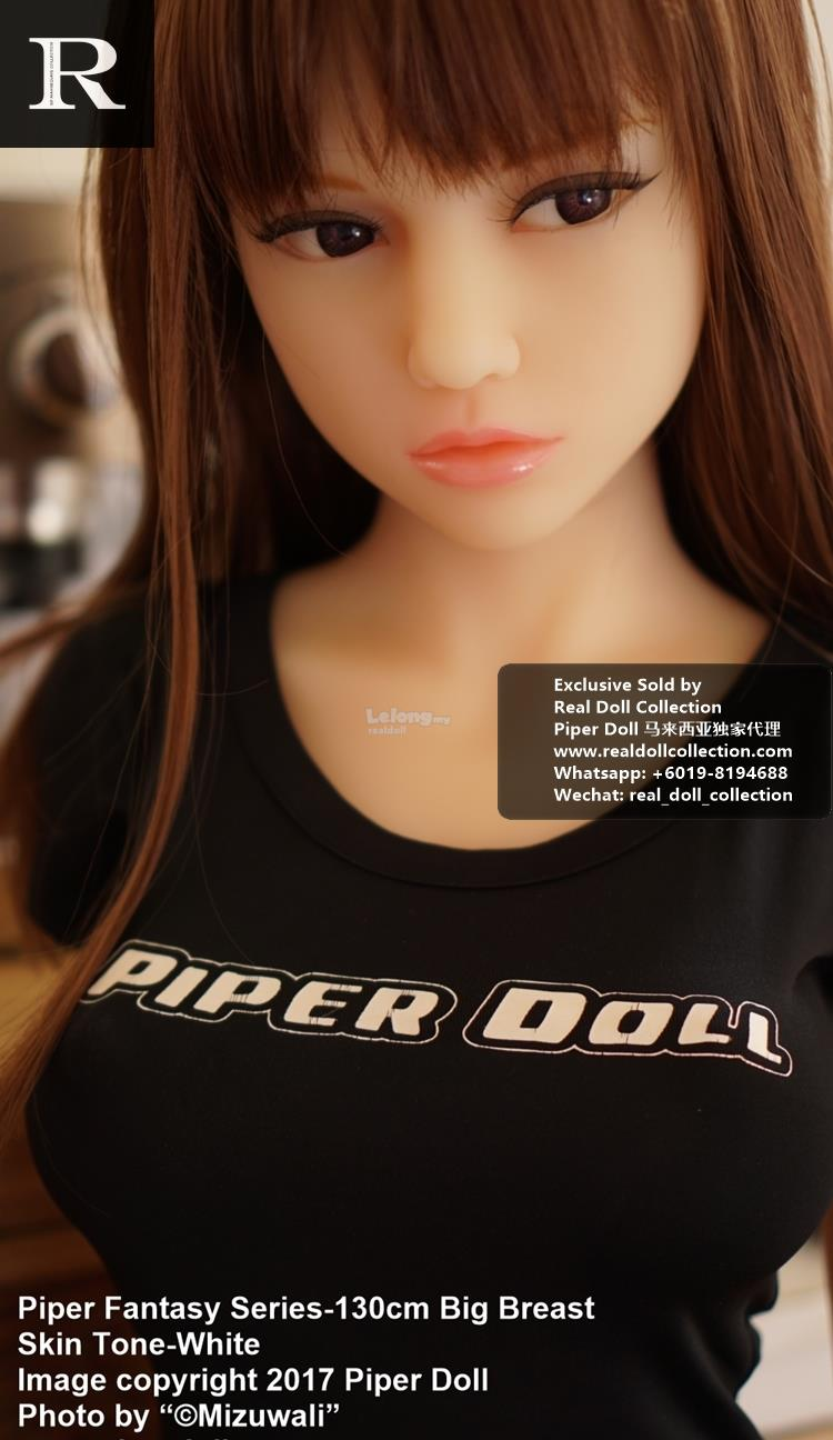 Piper Doll Platinum TPE 130CM Display Mannequin Sex Doll PHOEBE