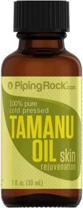 Piping Rock, 100% Pure Tamanu Oil, Dropper Bottle (30ml)