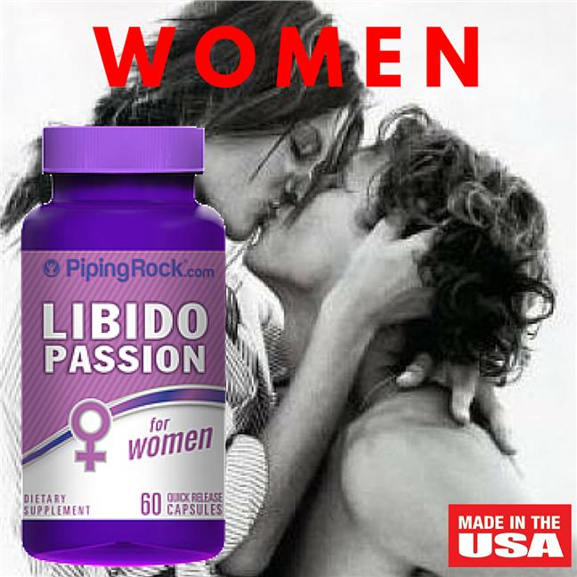 Piping Rock, Women's Libido, 60 Capsules
