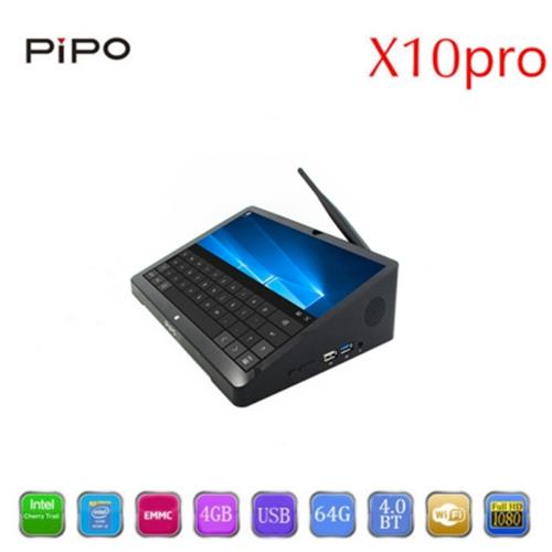 PIPO X10PRO TV BOX + 10 8 INCH IPS TABLET PC WINDOWS 10 / ANDRIOD 5 1 INTEL  CH
