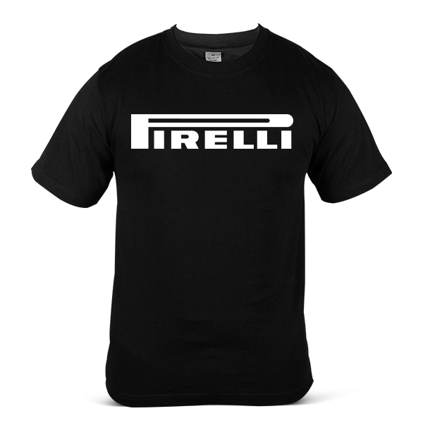 PIRELLI Car Motorcycle Bike Racing Sport Tyre Tire Unisex T-Shirt 1