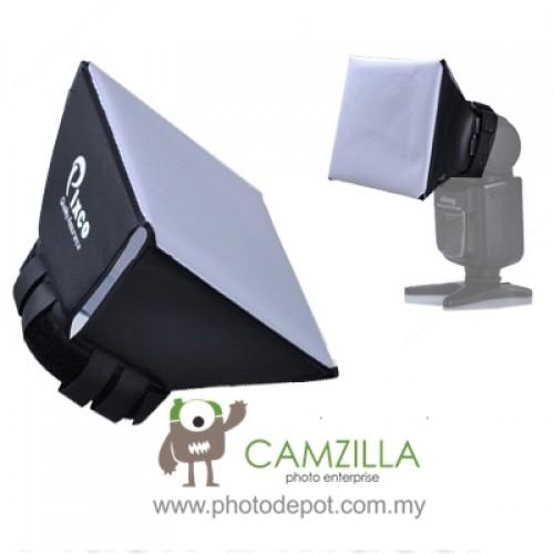 Pixco Universal Softbox Flash Diffuser for Camera DSLR