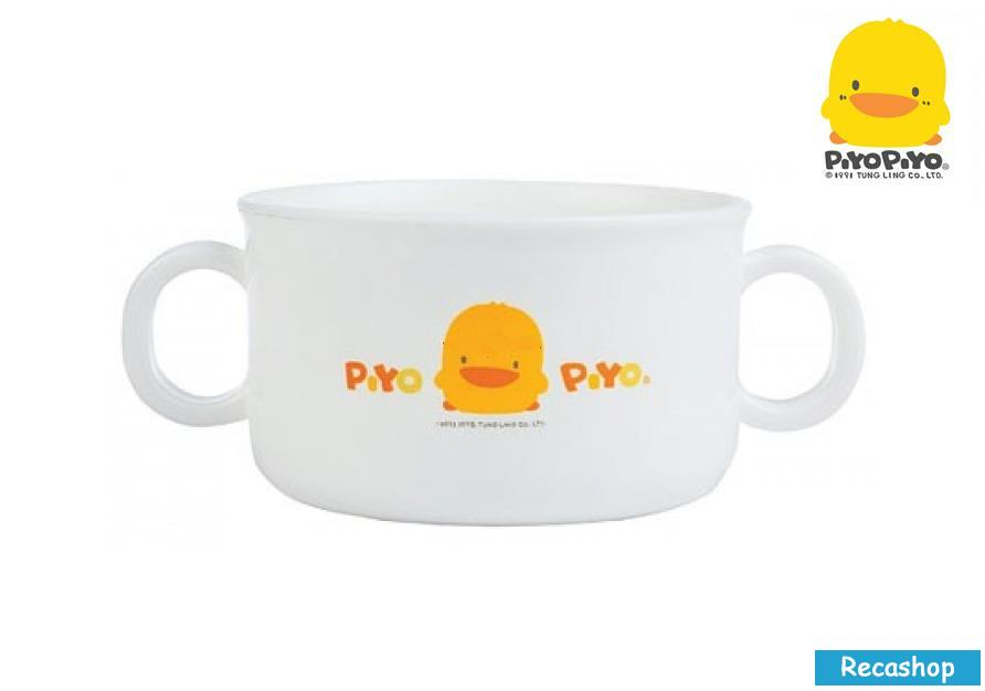 PIYO PIYO DOUBLE HANDLED CUP