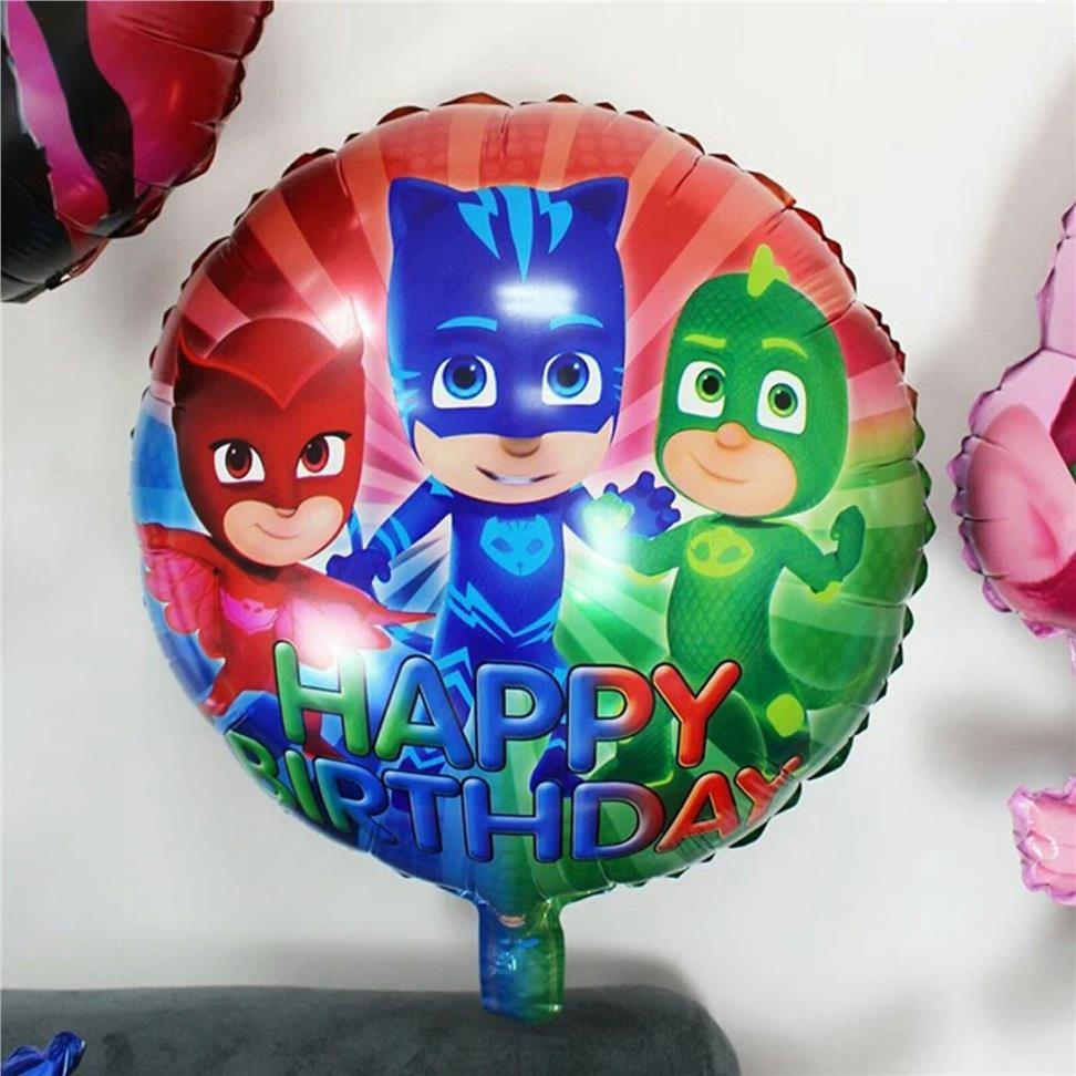 PJ Mask 18 inches balloon Birthday end 812018 1015 PM