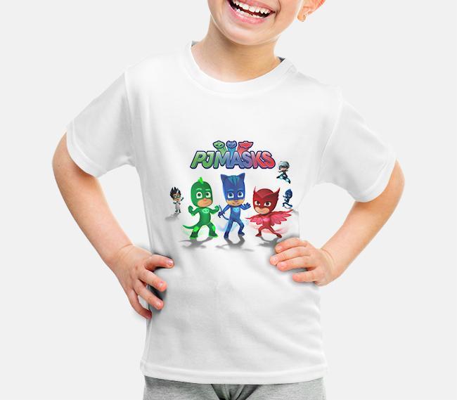 550cf6a9b PJ Masks Character kids T-shirt (end 5/3/2020 8:20 AM)
