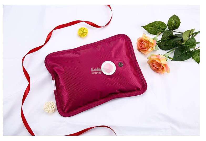 Plain Color Reheat Able Rechargeable Thermal Warm Bag Heat