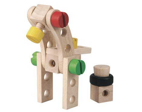 Plan Toys-30 Construction Set