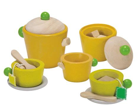 Plan Toys -Tea Set