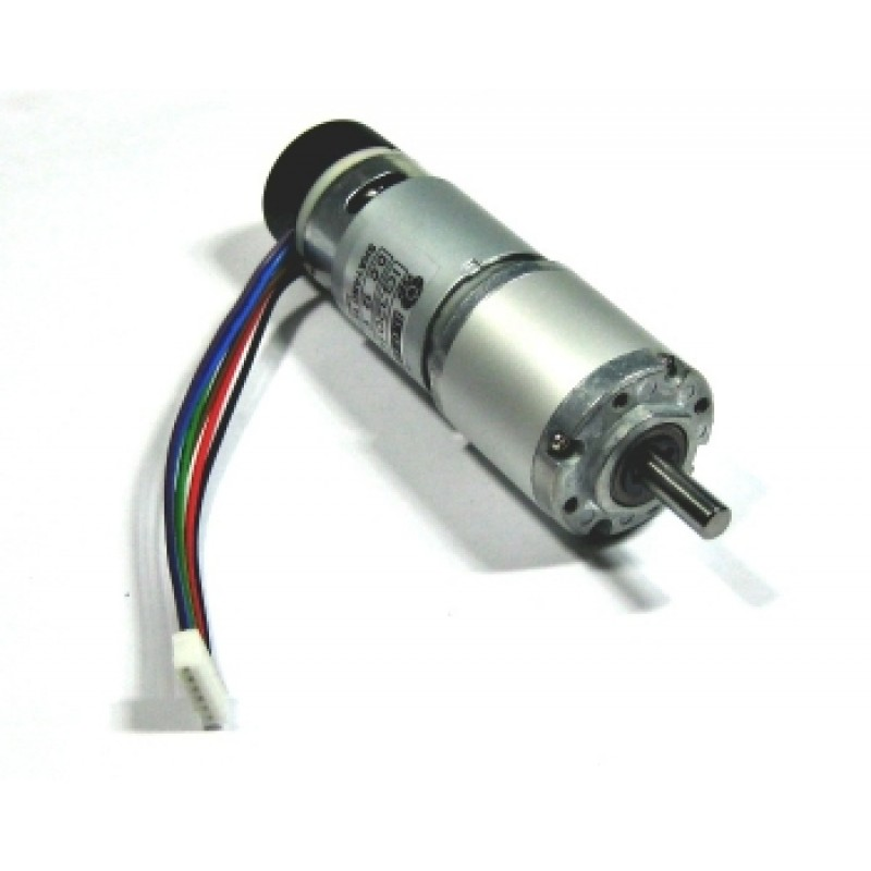 Planetary DC Geared Motor with encoder IG32E-05K