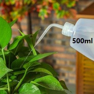 For plant~Sharp Tip Squeeze Type Watering Bottle (500ml)