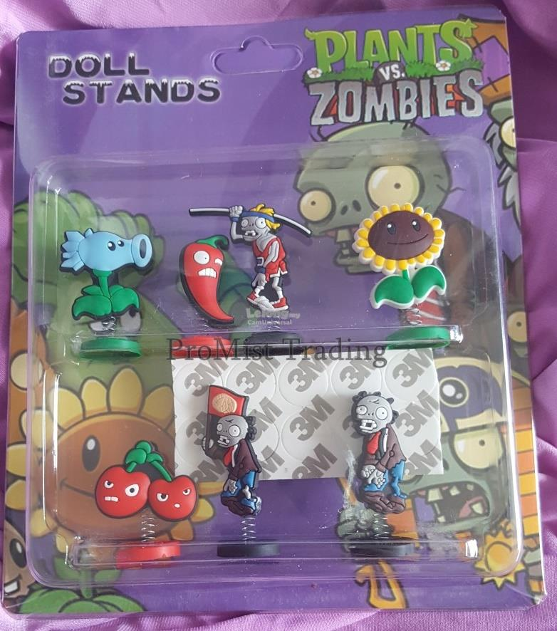 Plant Zombie Birthday Cake Topper end 3292018 714 PM