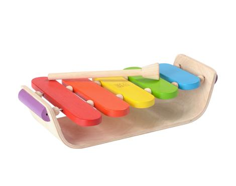 PlanToys- Oval Xylophone