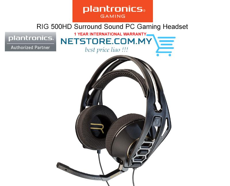 plantronics rig 500 stereo noise canc end 5 7 2019 2 15 pm rh lelong com my