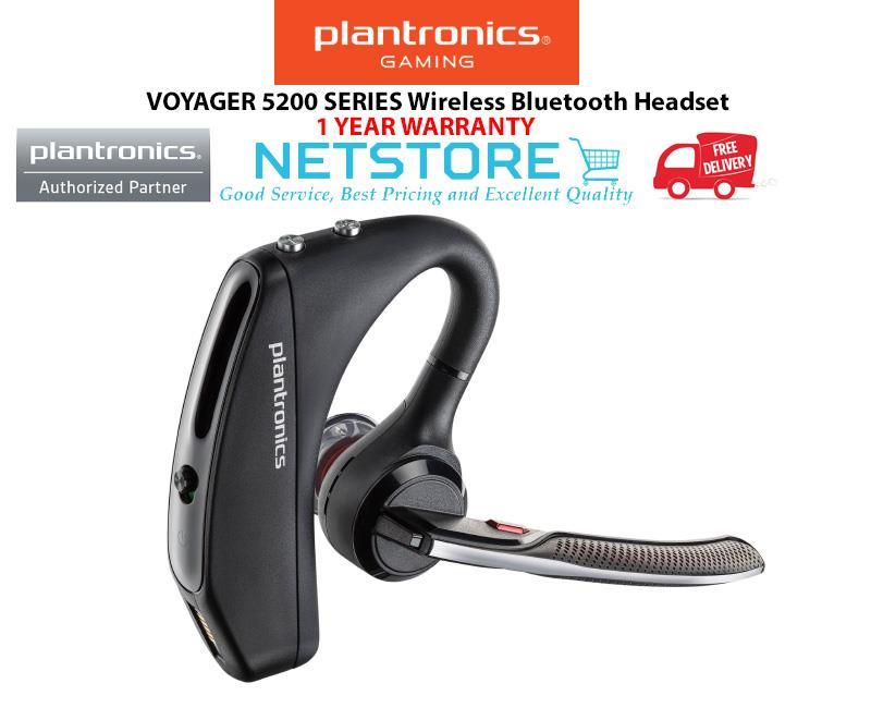 Plantronics Voyager 5200 Factory Reset