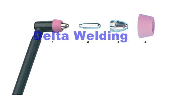 Plasma SG-55 Welding Malaysia Torch Spare Part ( Tip )
