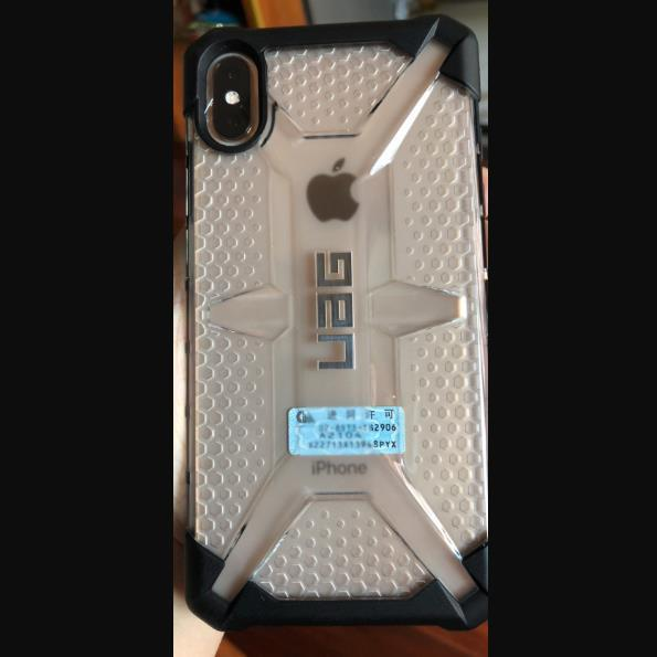 Plasma UAG Case iPhone Xs Max Cover Rugged Drop Protection Casing
