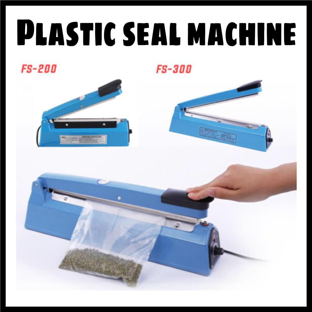 Plastic Seal Machine Poly Bag Impulse Sealing