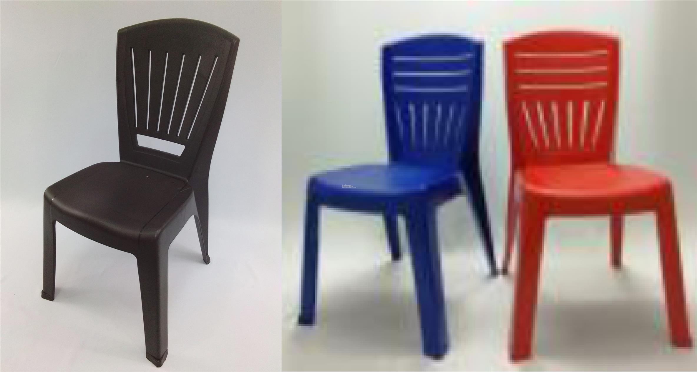 Plastic Side Chair Adult L490xW510xH870 MM 959NC/SC-M-CM MOQ 12 QQ