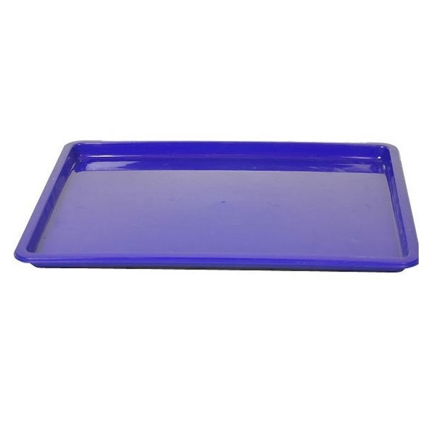 Plastic Storage Tray L490MMXW380MMXH30MM Package of 10 Units