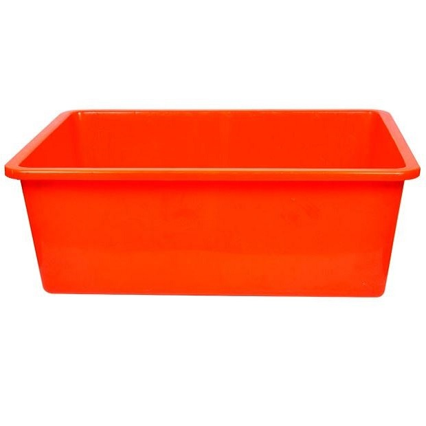 Plastic Storage Tray L820MMXW640MMXH285MM Package of 10 Units
