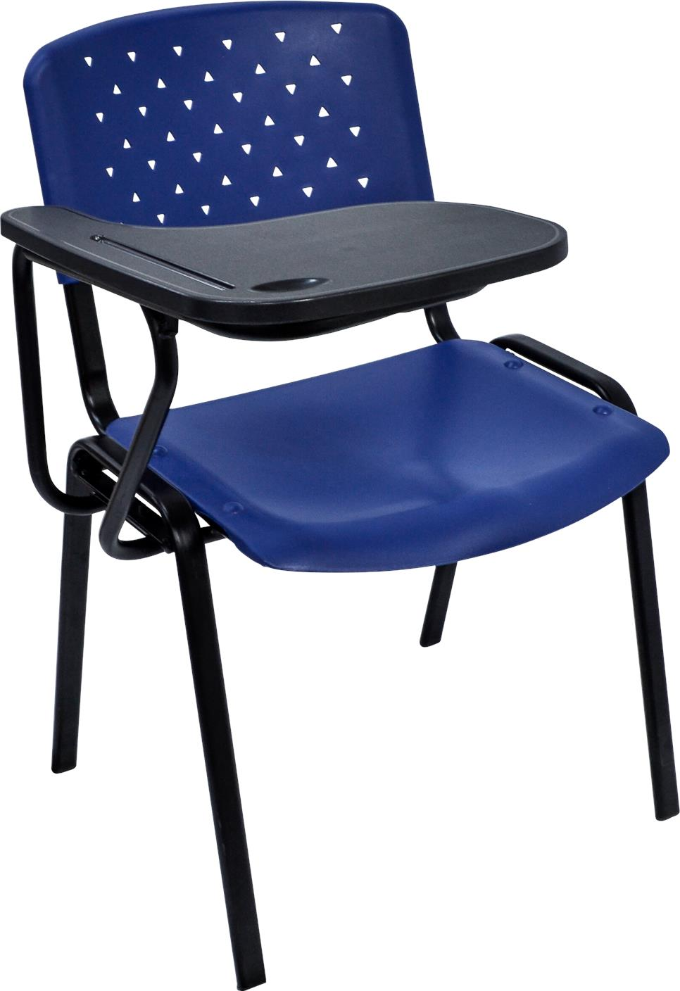 Plastic Student Study Chair - (PP Seating) BC-670-TB3