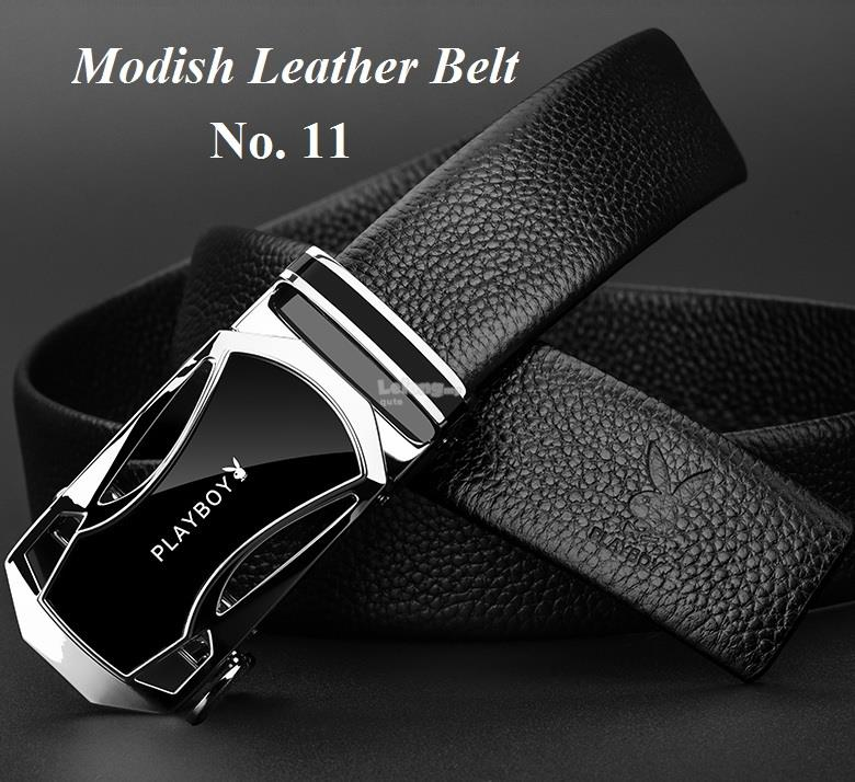 PLAYBOY 2017 - Modish Leather Belt for him
