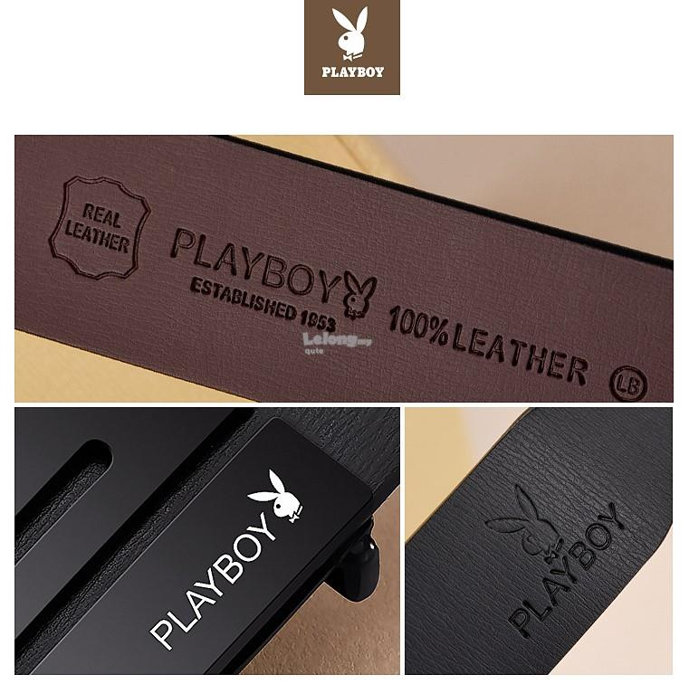 Playboy 2018 - The Especial Leather Belt for men