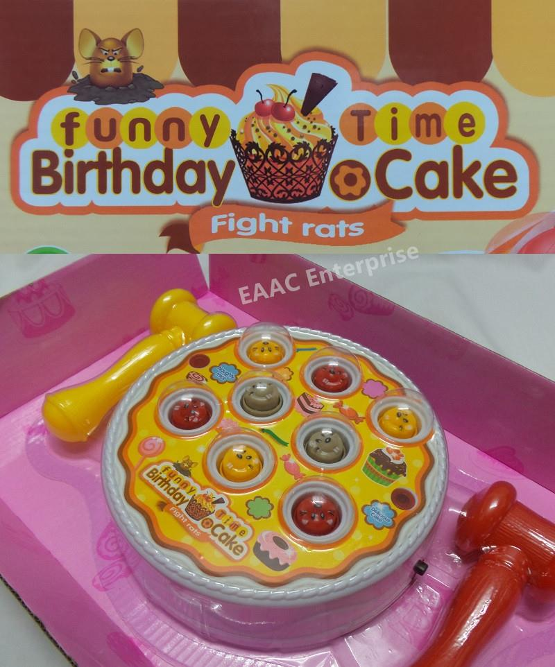 Playing Hamster Game Birthday Cake W End 4262021 315 Pm