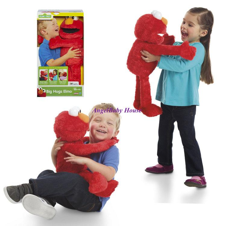 Playskool Sesame Street Big Hugs Elm End 482018 1115 Am