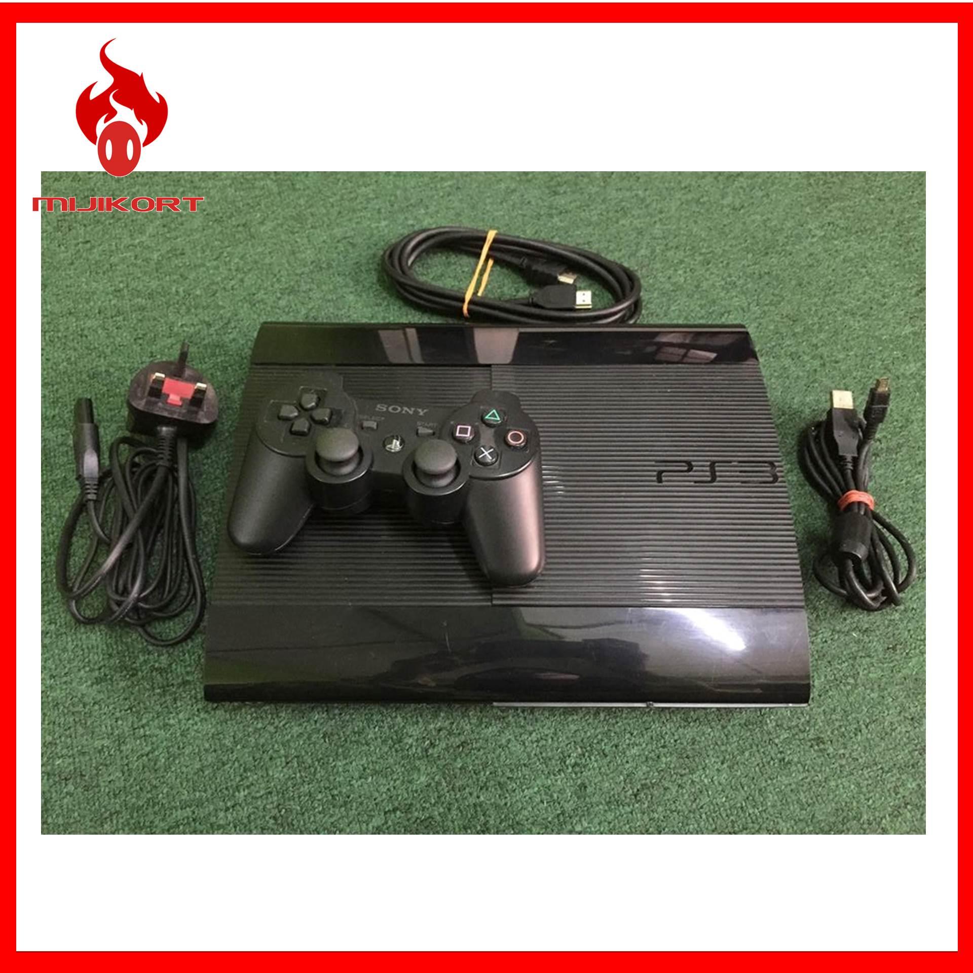 playstation 3 ps3 console super sli end 1 21 2021 12 00 am