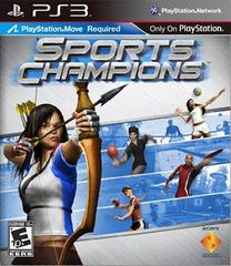 Playstation 3 Sports Champion 1 (PS3)