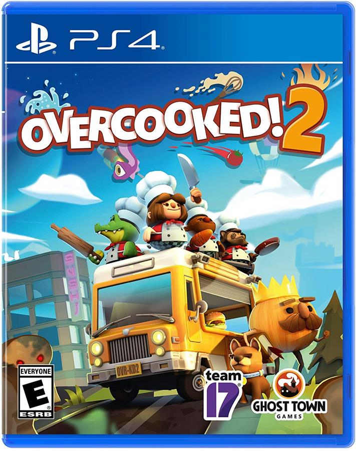 Playstation 4 Overcooked 2
