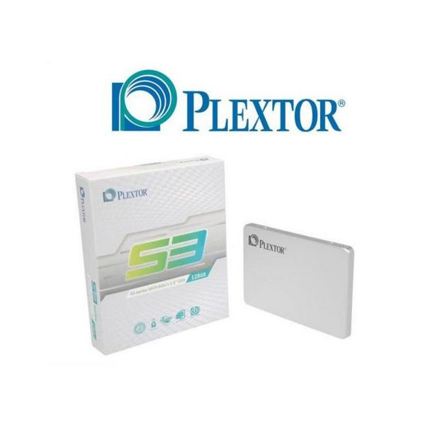 Plextor S3C 128GB SSD (Read:550 / Write: 500)