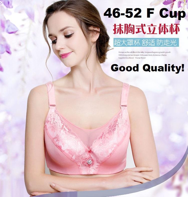 6f9ed26a94 PLUS SIZE 46 48 50 52 F Cup Bra Women (end 8 3 2019 9 57 AM)