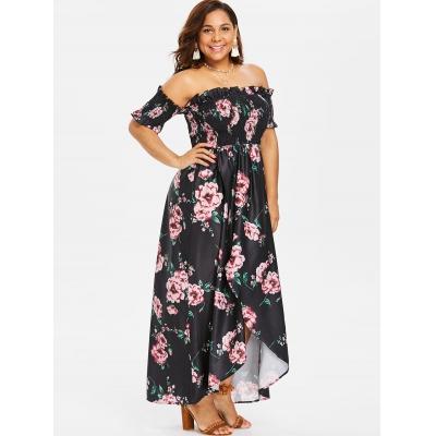 0cd4c6bc41fde Plus Size Floral Print Empire Waist (end 2/8/2021 12:00 AM)