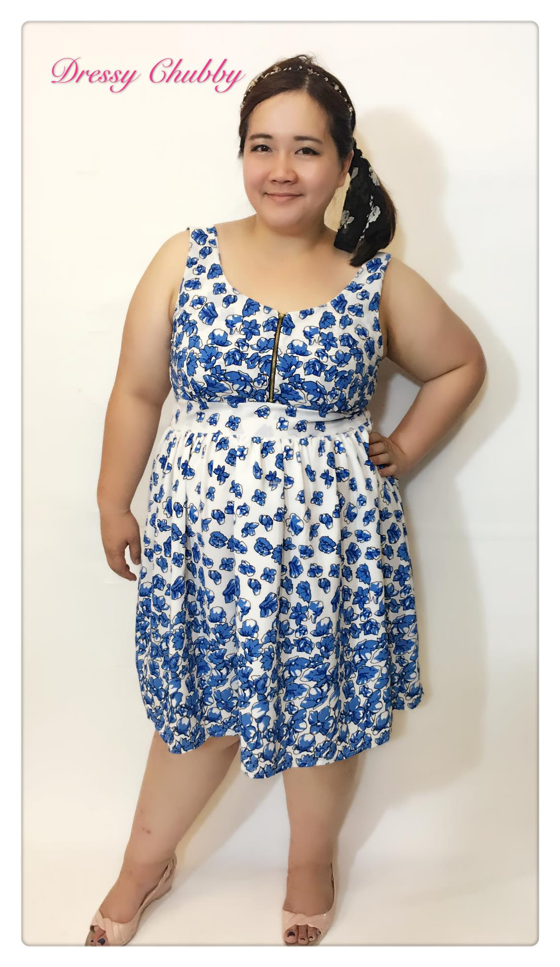 fb9789ea9 Plus Size Flower Dresses - raveitsafe