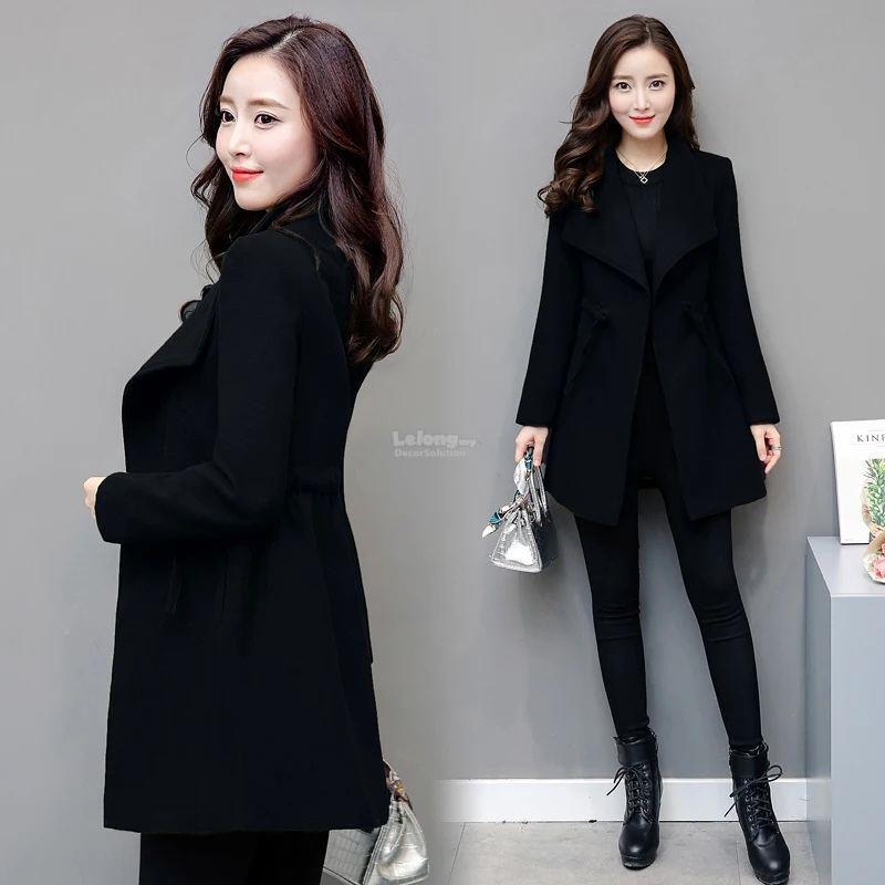 Korean Winter Fashion 2019 Promo Lazada Terbaru