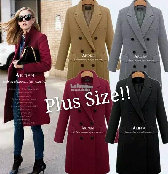 67bfd6dfa5df1 Womens Plus Size Winter Long Coat Hooded Inner. 27 Cool Winter Coats That  Will Actually Keep You Warm