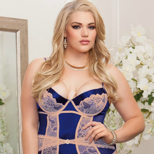 6d0fa05b35e PLUS SIZE LUXURY CHEMISE FOXY TEDD (end 11/20/2020 12:37 PM)