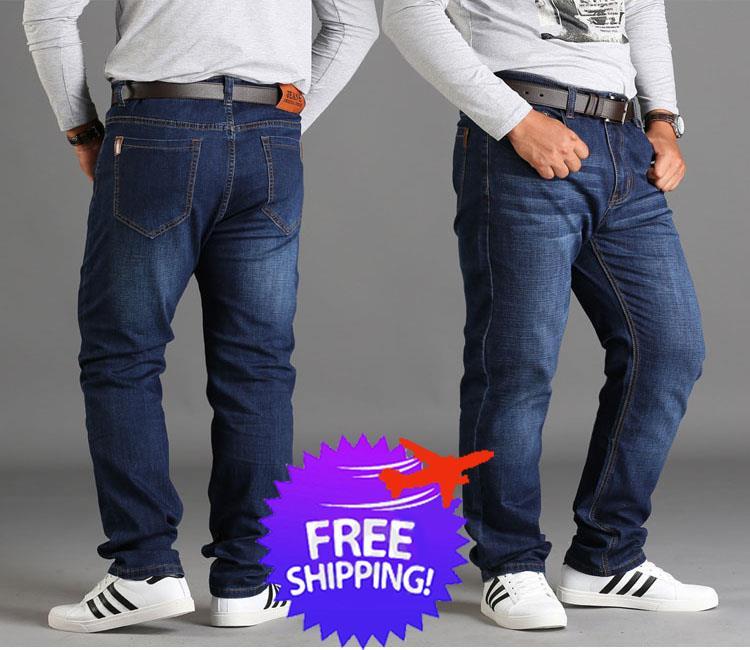 Plus Size Men Elastic Long Trouser D End 11 7 2019 253 PM