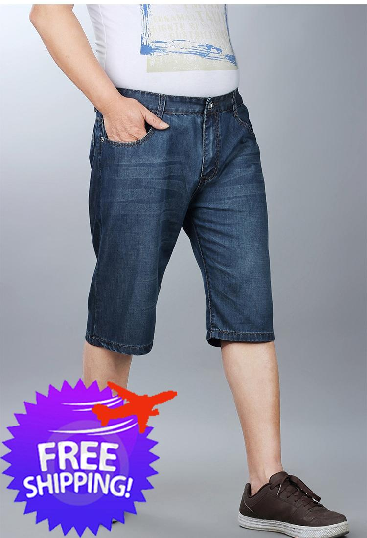 df3e517d0 Plus Size Men Short Jeans Pants (end 9/22/2020 12:29 PM)