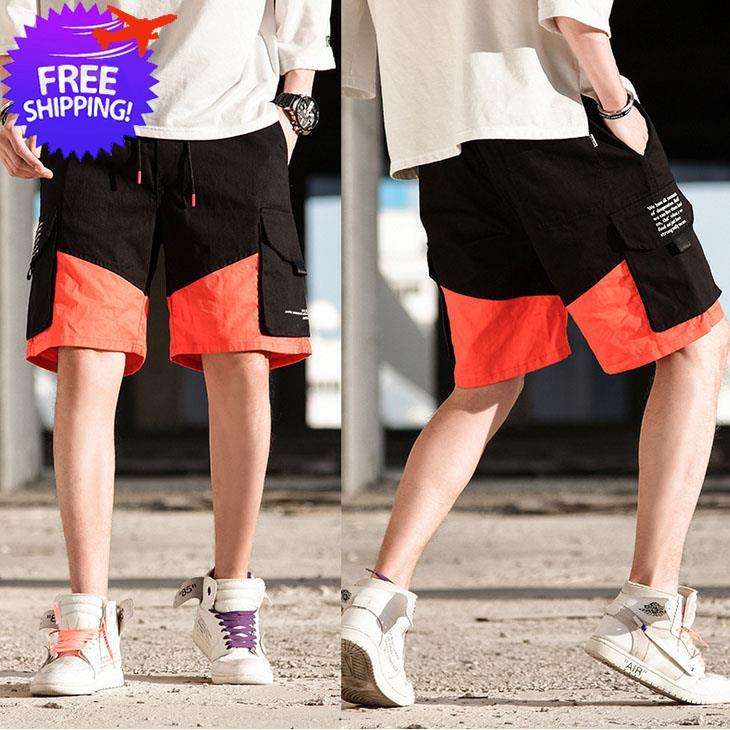 Summer Shorts 2020.Plus Size Men Summer Wear Short Pants