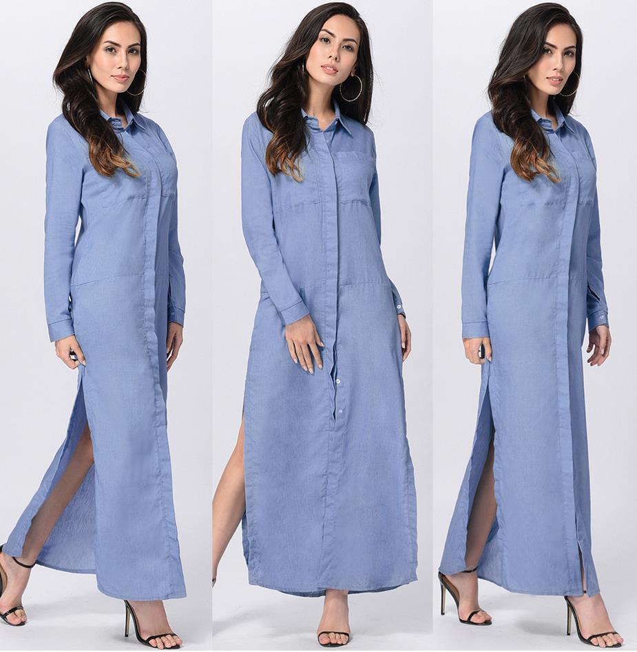Plus Size S 2xl Women Maxi Long De End 3102018 1015 Am