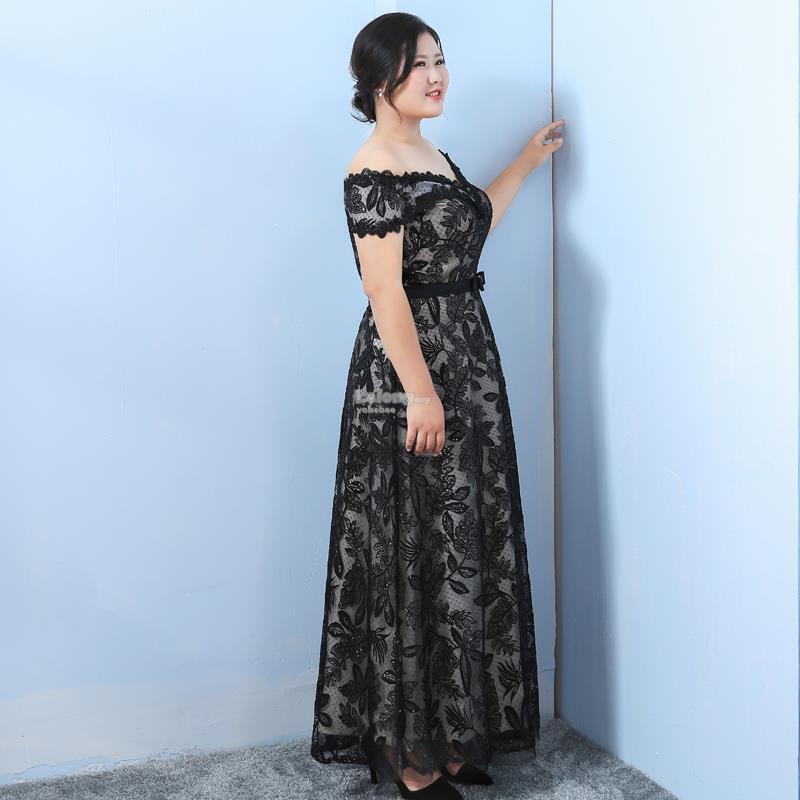 93ffe7f91f127 Plus Size Off the Shoulder Dresses – Fashion dresses
