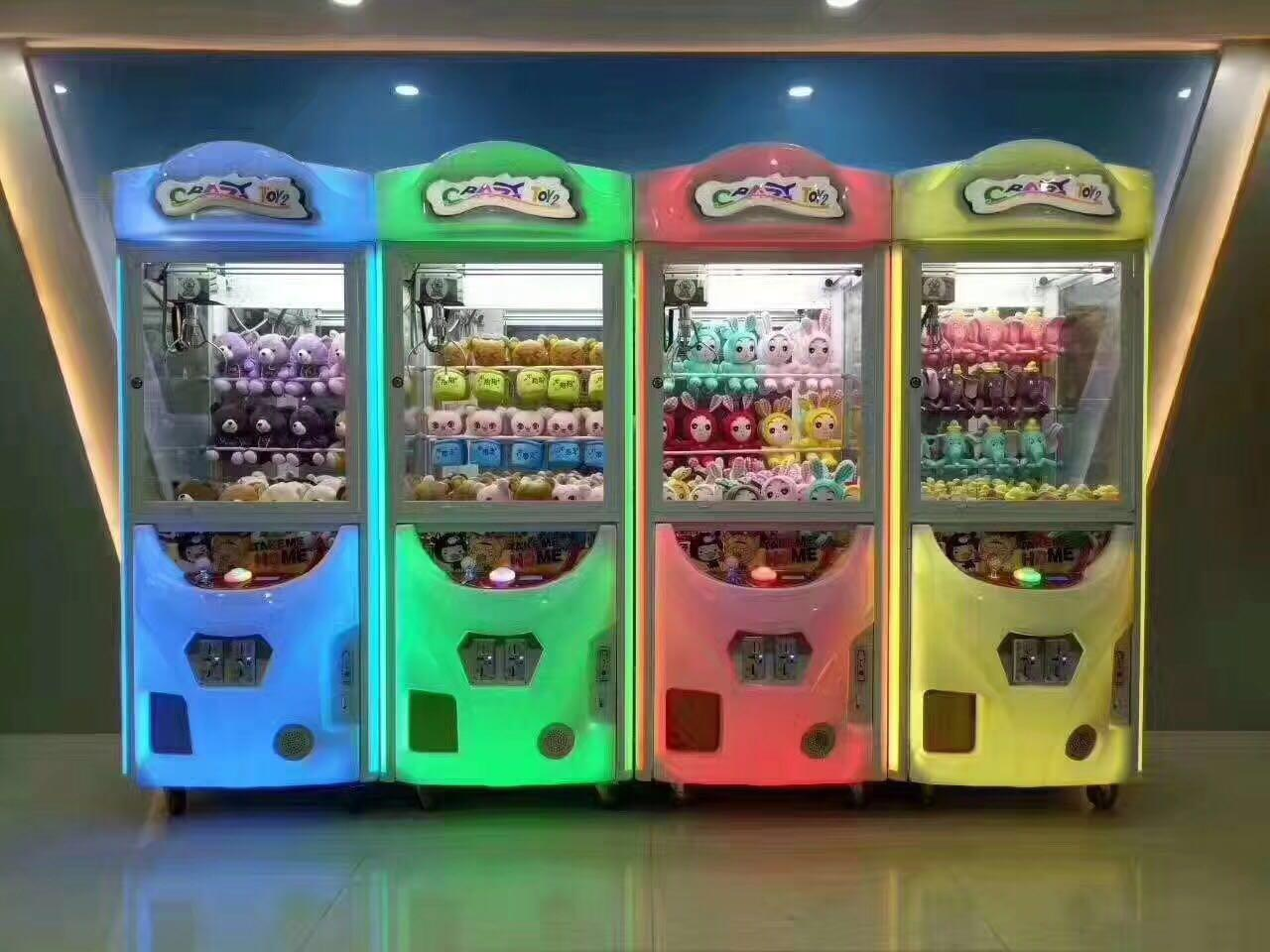 Plush Toys Auto Vending Machine